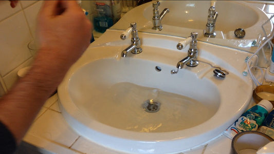 The Sink Is Unblocked!