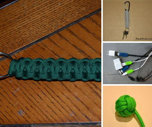 My Paracord Projects