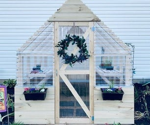 Our First Greenhouse