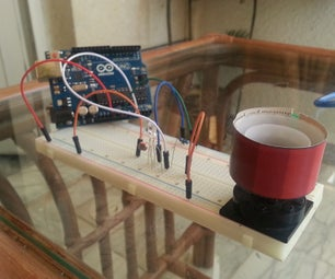 Rotational Input From Arduino Using LDR(light-dependent Resistor) to Unity