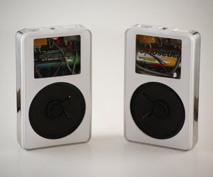 DIY Literal IPod Speaker