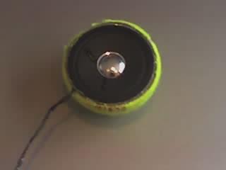 Tennis ball stereo (TBS)