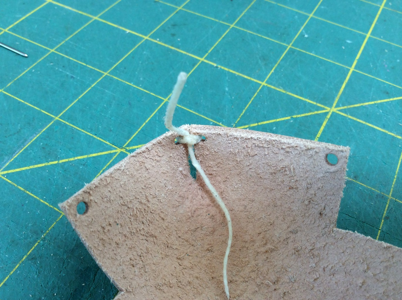 Stitching the Ends Together.