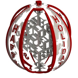 Happy Holidays Ornament Full Assembly (Clear and Red).JPG