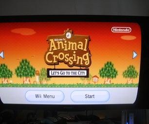 Fishfrog27's Animal Crossing City Folk Daily Routine.