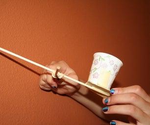 Chopstick Launcher!