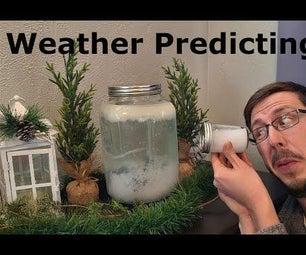 Giant Weather Predicting Storm Globe!!!
