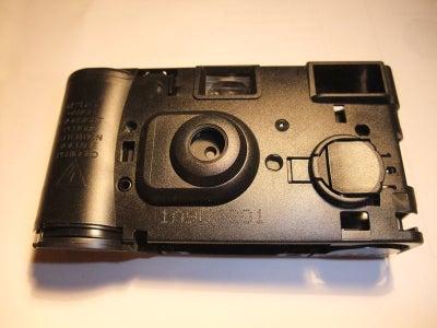 Prepare the Disposable Camera