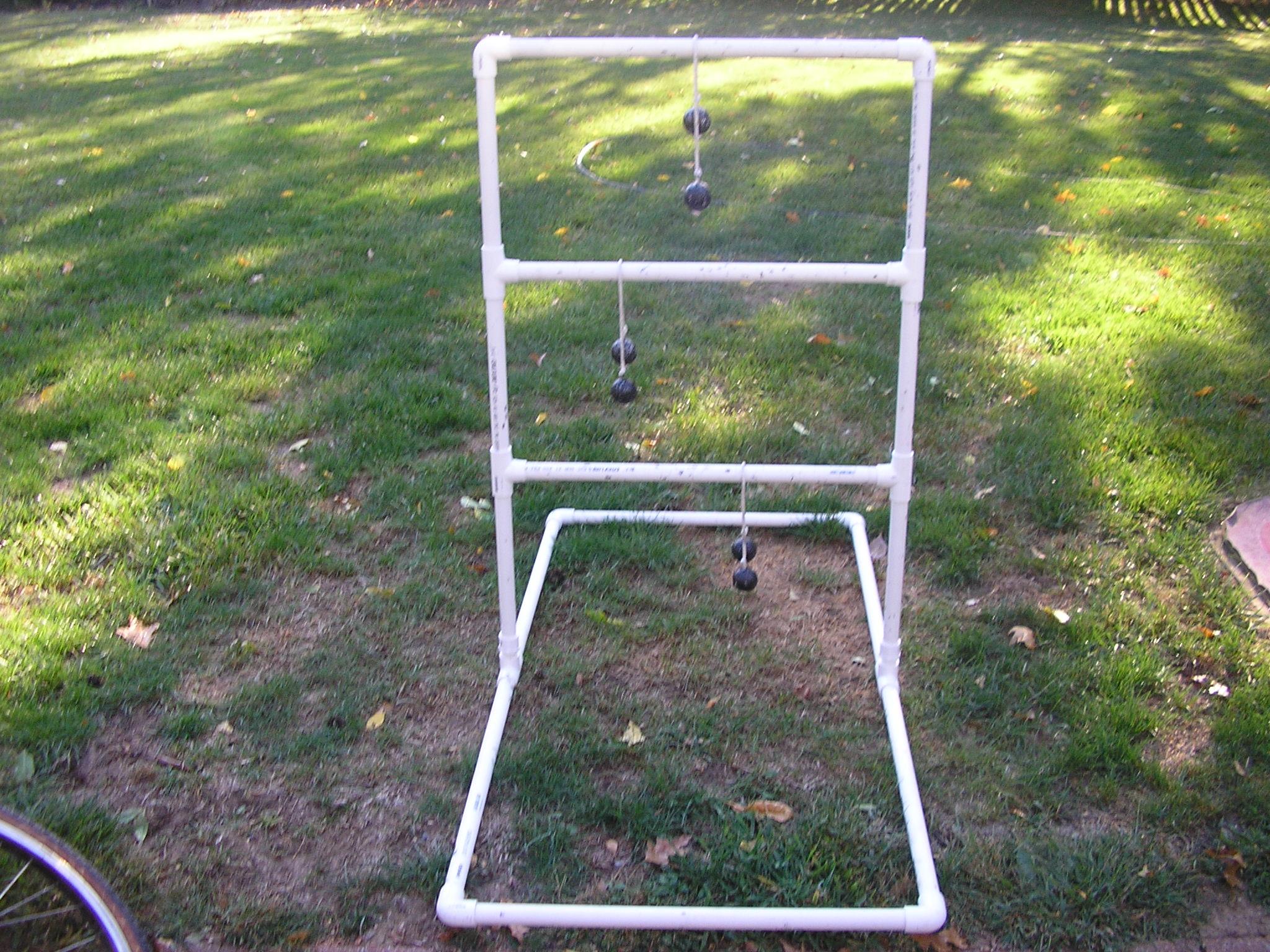 Hillbilly Golf 5 Steps Instructables