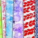 7 Cheap Way for Make Patterned Paper With Homemade Materials