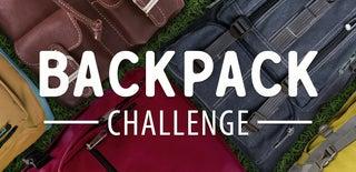Backpack Challenge