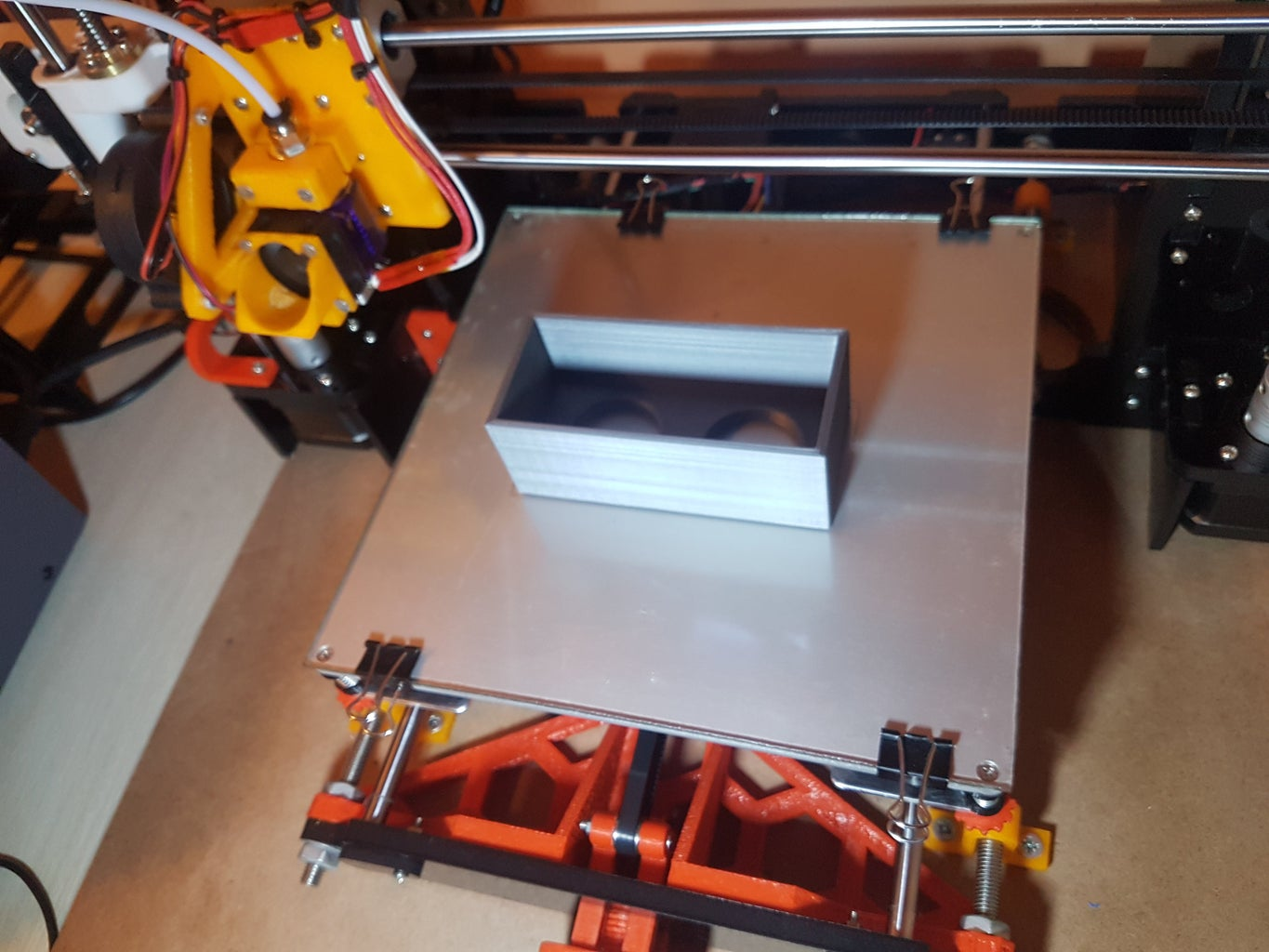 3D Printing the Box
