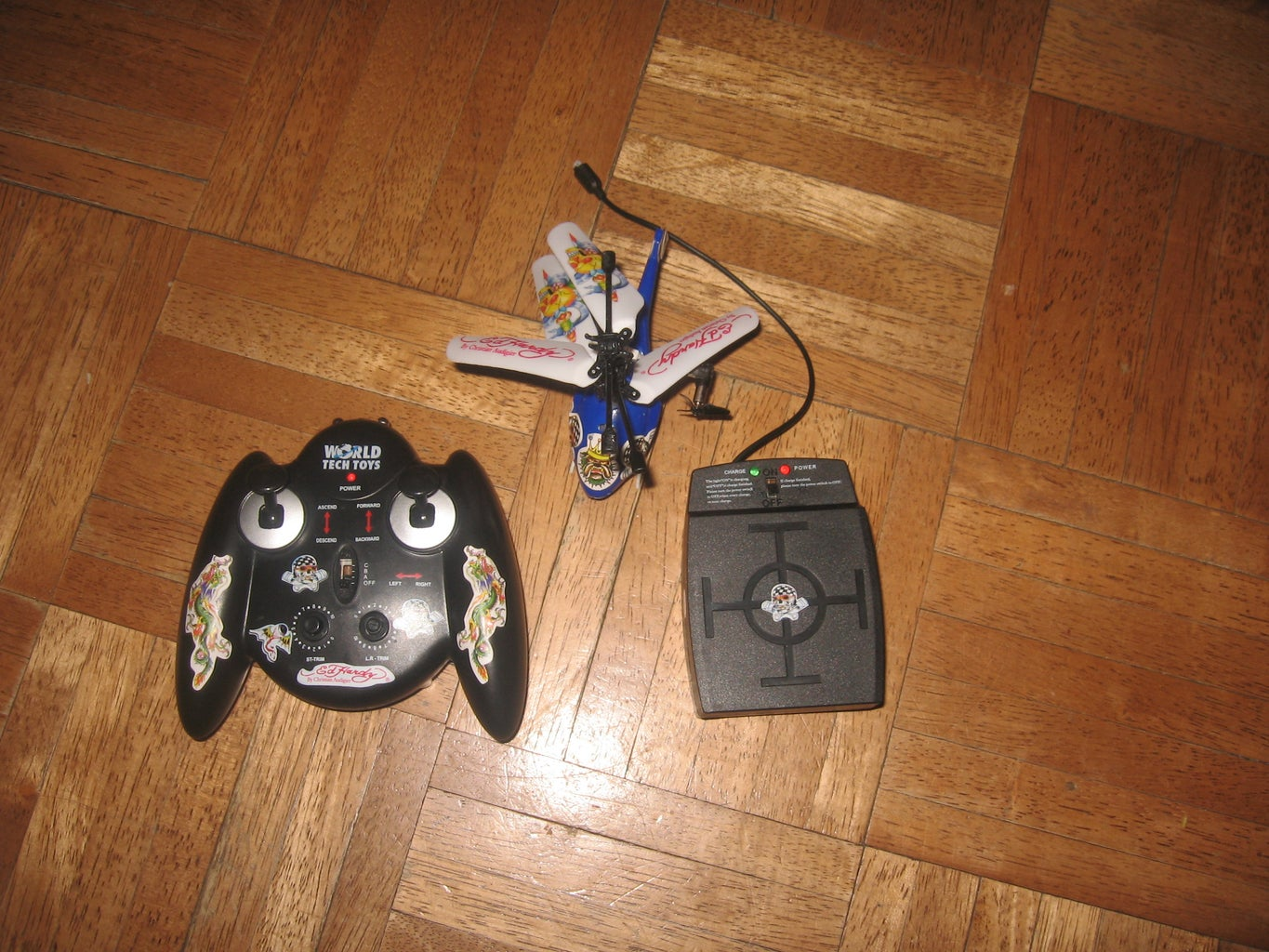 How to Fly a Remote Helicopter