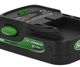 Disassembling a 20v Scott's Sync Battery