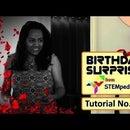 Birthday Surprise With Arduino