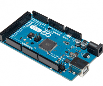 Arduino with t6963c 240x128 Graphic LCD
