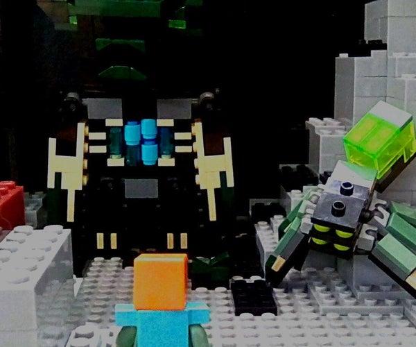 Deep Dark Diorama Version 2