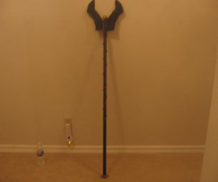 Maple Story Nocturne Wizard Staff