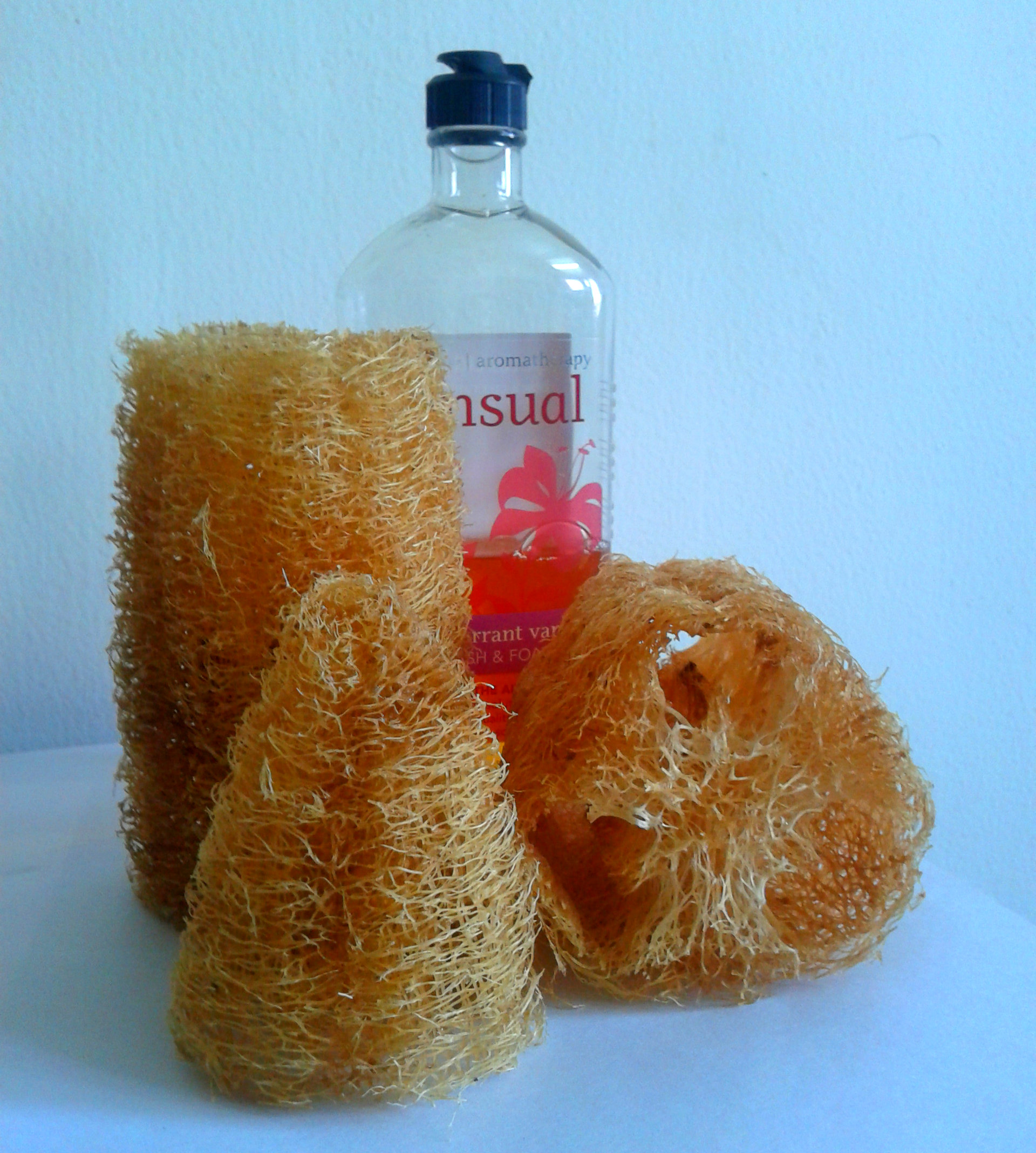 Handmade 100% Natural Shower Loofah