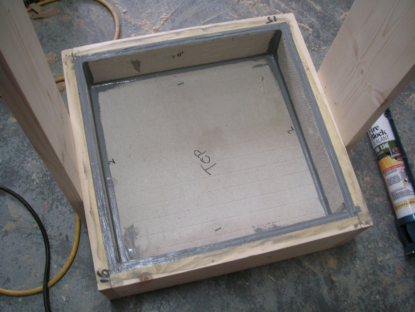 Creating the Oven Box