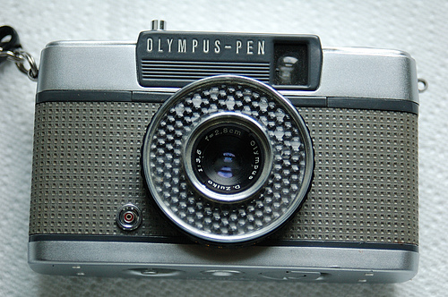 Olympus Pen-EE Shutter Repair and Overhaul