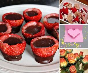 Last Minute Valentine's Day