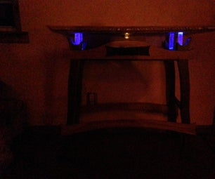 Night Light Table