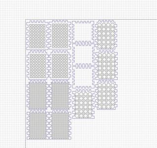 Adding Cut-Out Patterns