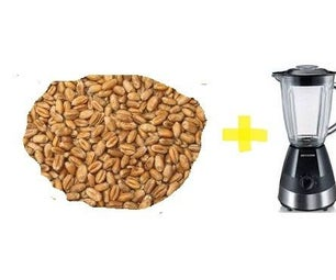 How: Make Flour in a Blender