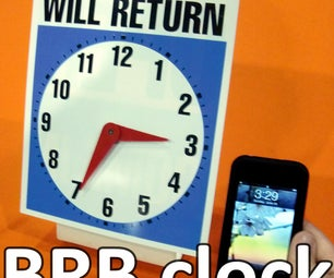 BRB Clock