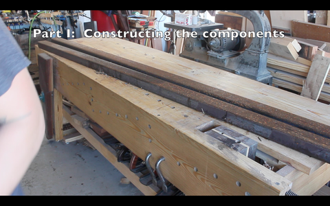 Constructing the Components