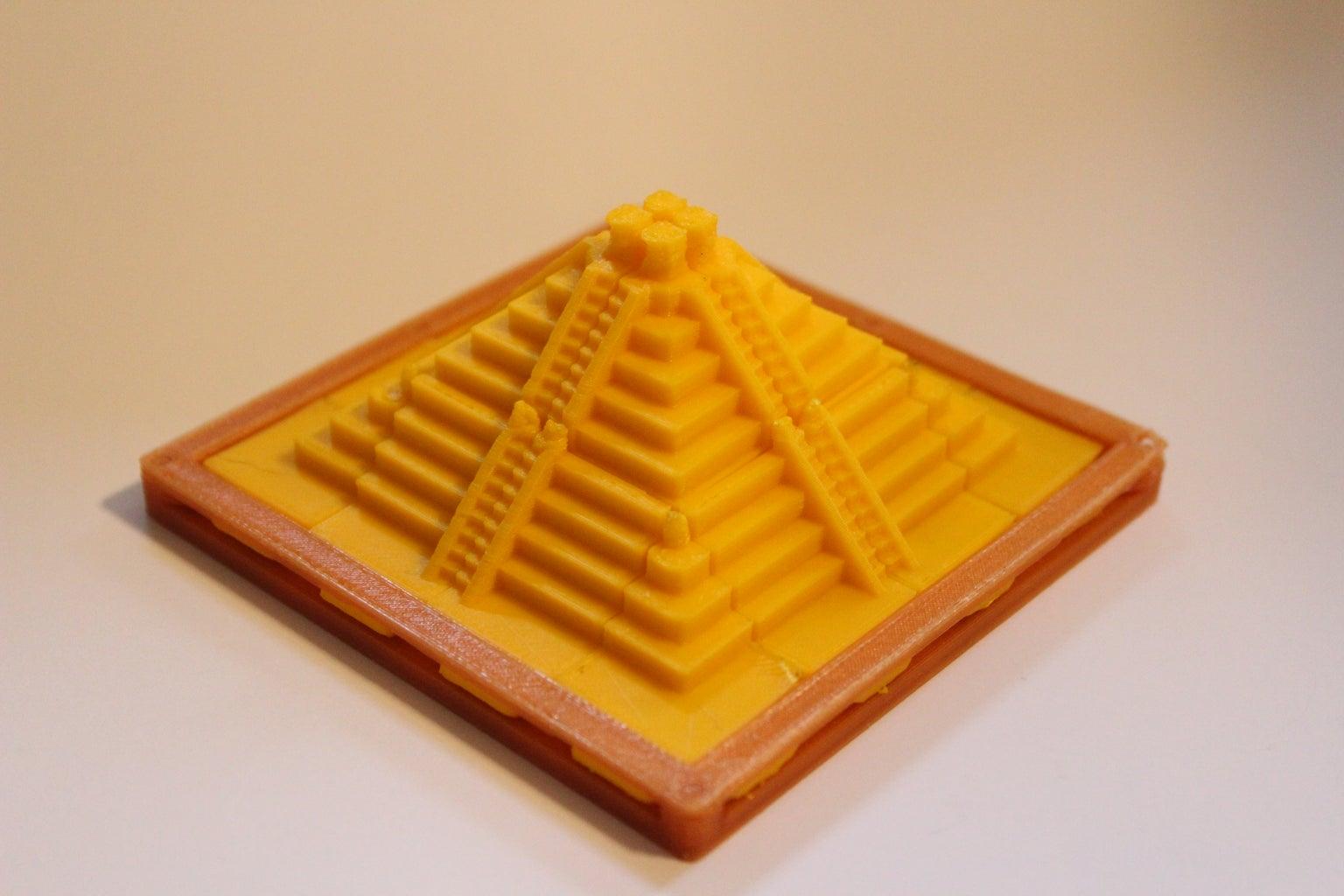 3-Dimensional Sliding Tile Puzzle