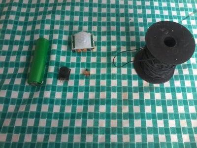 Home Security Motion Sensor