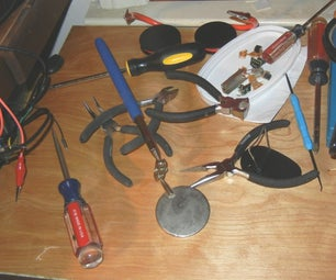 Organize the Workbench