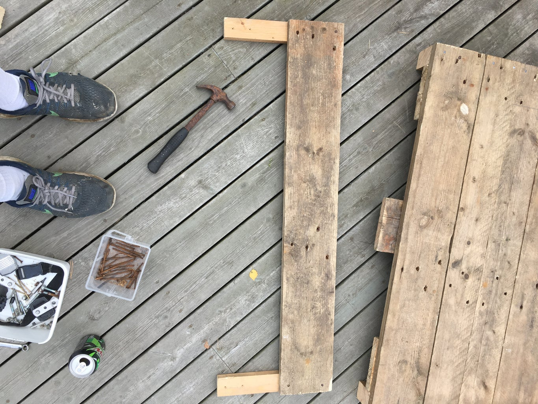 Build Side Railings