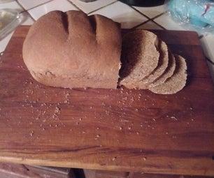 Mom's Delicious Homemade Bread