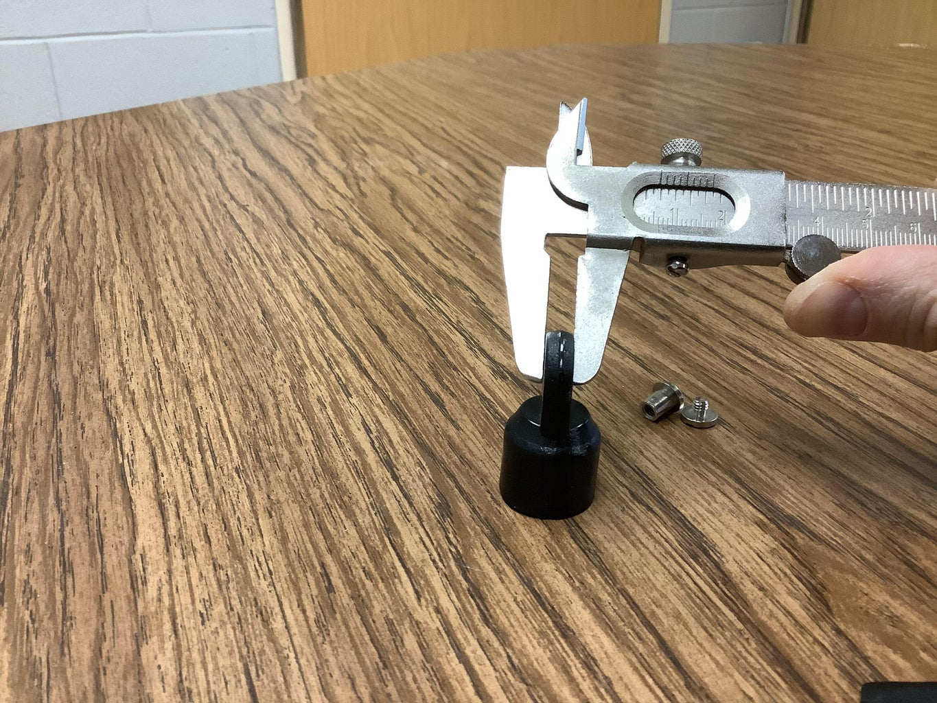 Measure Your Cellphone and Microphone Clip.