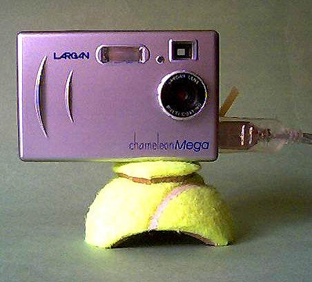 Tennis Ball Tripod
