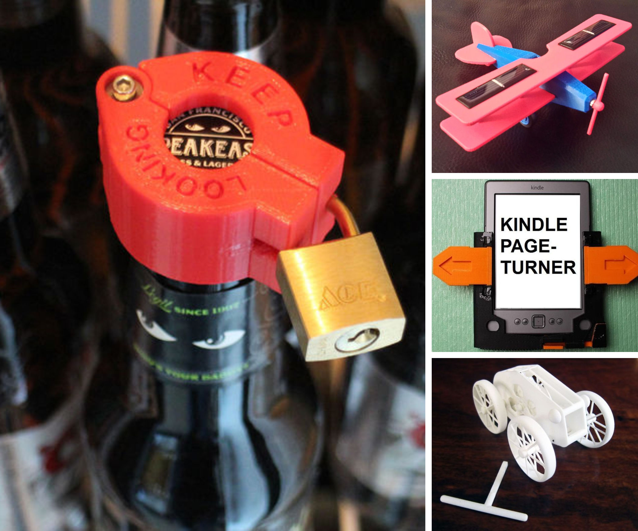 12 Projects You Can Print with 3D Hubs!