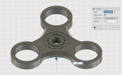 Adding Finishing Touches to Design