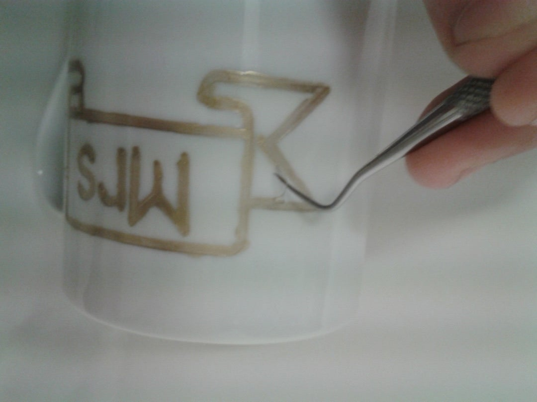 Remove the Stencils