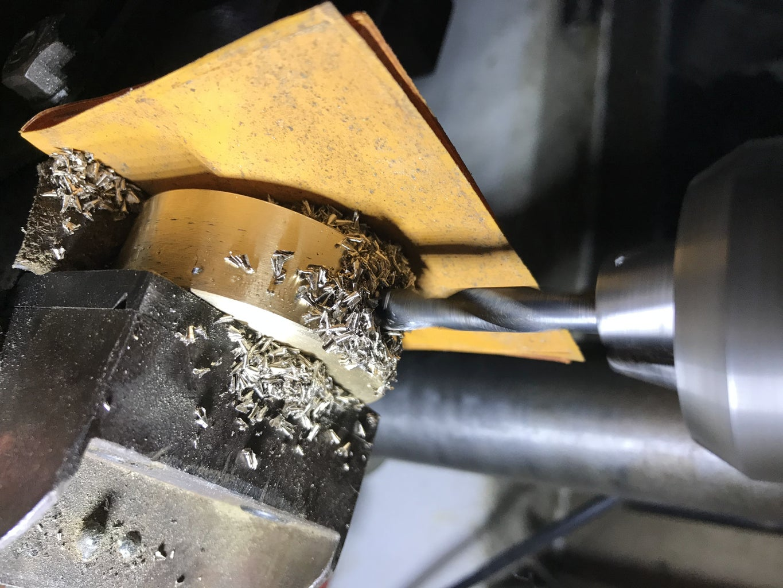 Adding a Grub Screw