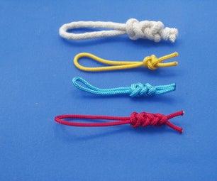 ABOK 782 - Two Strand Diamond Knot