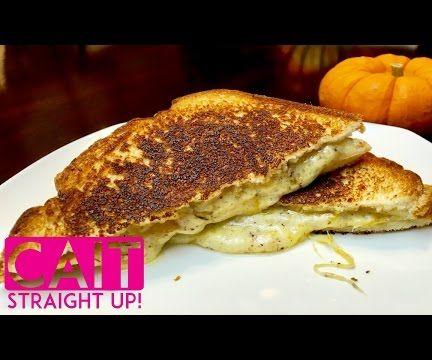 Pumpkin Grilled Cheese Recipe