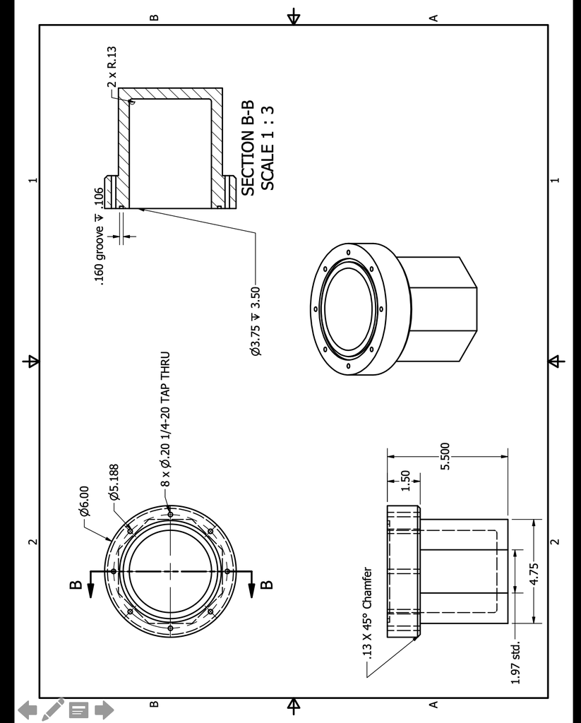 CAD and Technical Drawings
