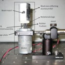 Fast shutter foot-switch for lasers