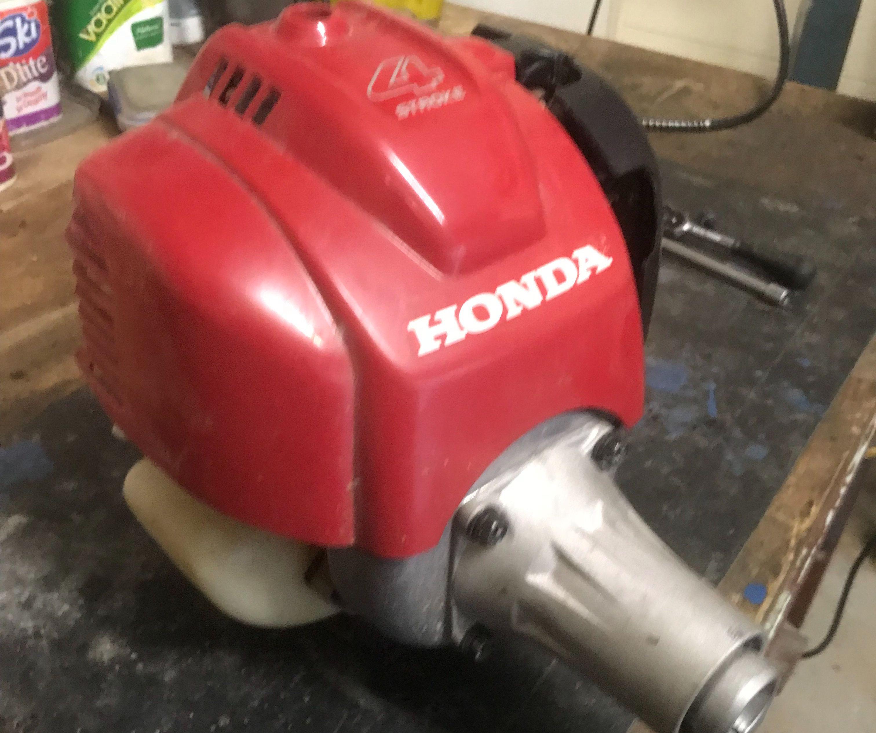 Honda GX25, Part 2: Porting and Mods