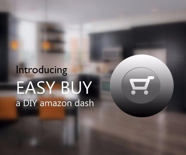 DIY Amazon Dash Using Intel Edison (Intel IOT)