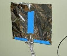 Easy & Effective Aluminum Foil Antenna