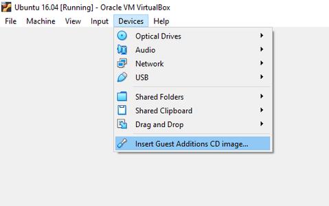 Booting and Installing Ubuntu on VirtualBox